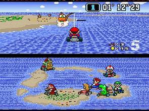 Super Mario Kart2