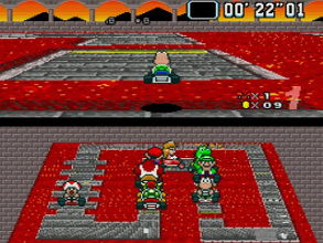 Super Mario Kart4
