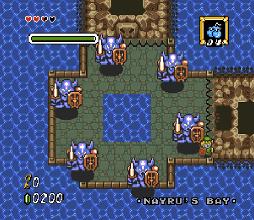 Zelda -Parallel Worlds2