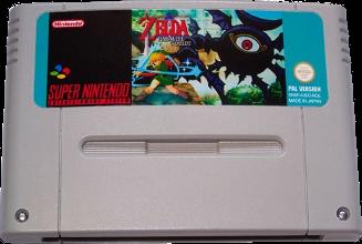 Zelda - Parallel Worlds!!