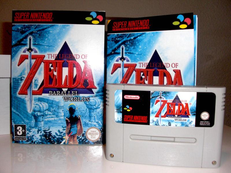 The Legend of Zelda - Parallel Worlds (6/6)