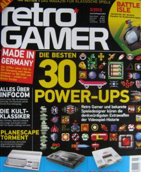 Retro Gamer 3 2013