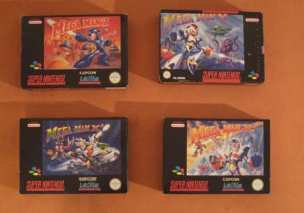 Mega-Angebot für Mega Man (SNES) (1/2)