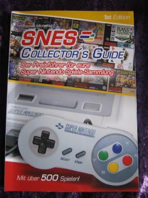 SNES Collector's Guide - Der Preisführer für eure Super Nintendo Spiele-Sammlung - 1st Edition (1/6)