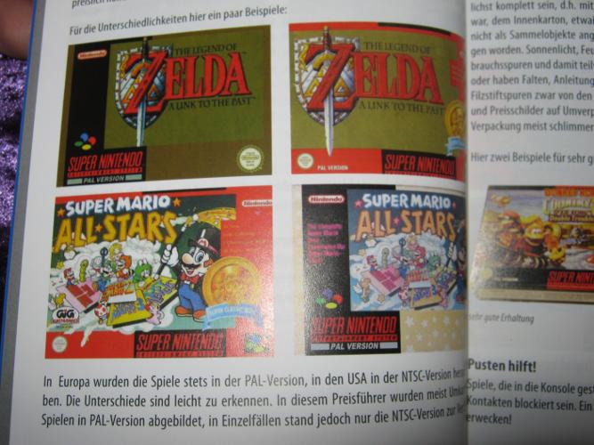 SNES Collector's Guide - Der Preisführer für eure Super Nintendo Spiele-Sammlung - 1st Edition (2/6)