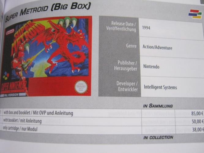 SNES Collector's Guide - Der Preisführer für eure Super Nintendo Spiele-Sammlung - 1st Edition (3/6)