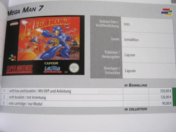 SNES Collector's Guide - Der Preisführer für eure Super Nintendo Spiele-Sammlung - 1st Edition (6/6)