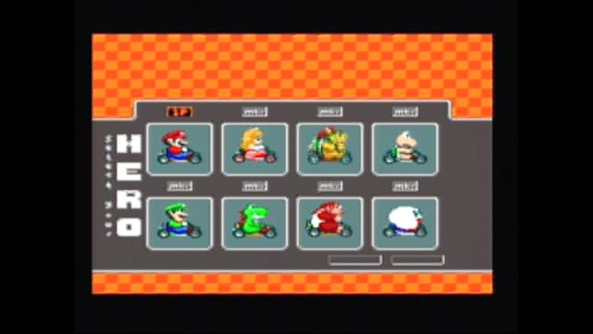 Mario Kart R (Repro / Mod / Hack / Fan-Made) (2/5)