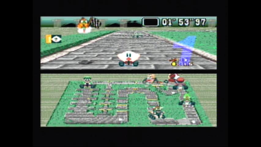 Mario Kart R (Repro / Mod / Hack / Fan-Made) (3/5)