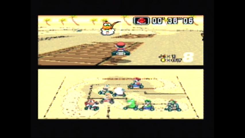 Mario Kart R (Repro / Mod / Hack / Fan-Made) (4/5)