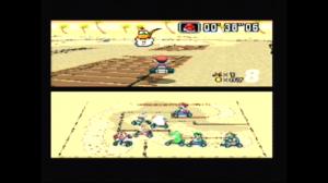 Mario Kart R4