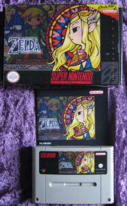 Zelda - Goddes of Wisdom