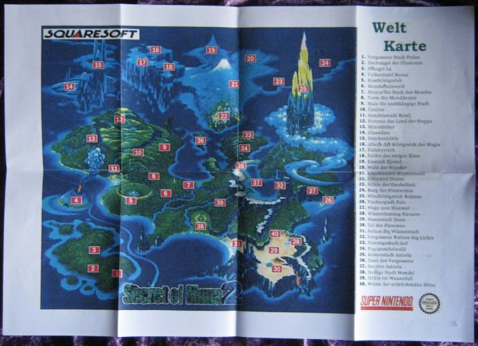 Secret of Mana 2 / Seiken Densetsu 3 (4/4)