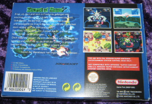 Secret of Mana 2!!