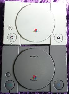 weiße PS-4